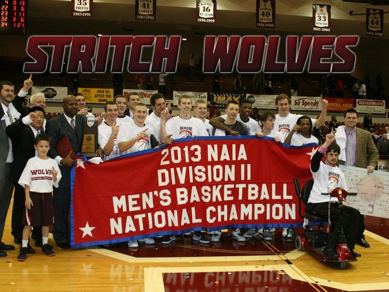 2013 MBB National Champs